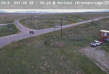CO-24 Hartsel South CDOT Weather And Traffic Cameras