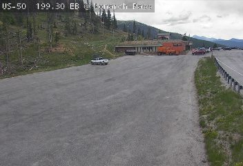 Link to Monarch Pass Cam