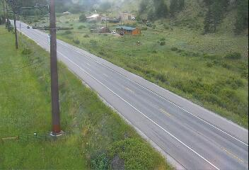 US-285 0.2mi N of CR-60 (Looking SB) CDOT Weather And Traffic Cameras