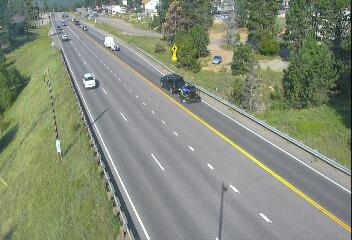 Kings Valley Dr (looking SB) CDOT Weather And Traffic Cameras