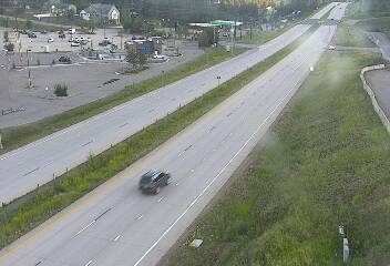 Conifer (@ Pleasant Park Rd looking NB) CDOT Weather And Traffic Cameras