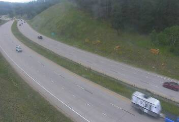 Conifer (@ Pleasant Park Rd looking SB) CDOT Weather And Traffic Cameras