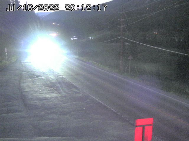 3.5 mi N of Hoosier Pass (LV) NB CDOT Weather And Traffic Cameras