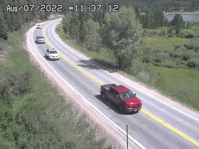 CO 9 at Spruce Creek (LV) NB CDOT Weather And Traffic Cameras