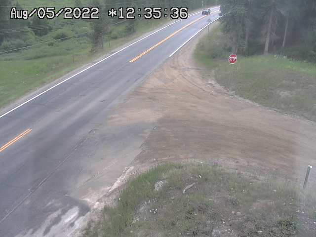 CO 9 at Spruce Creek (LV) SB CDOT Weather And Traffic Cameras