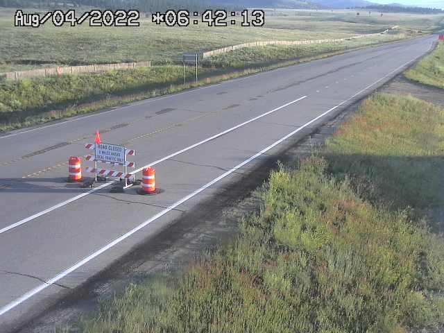 Antero Junction (North) CDOT Weather And Traffic Cameras