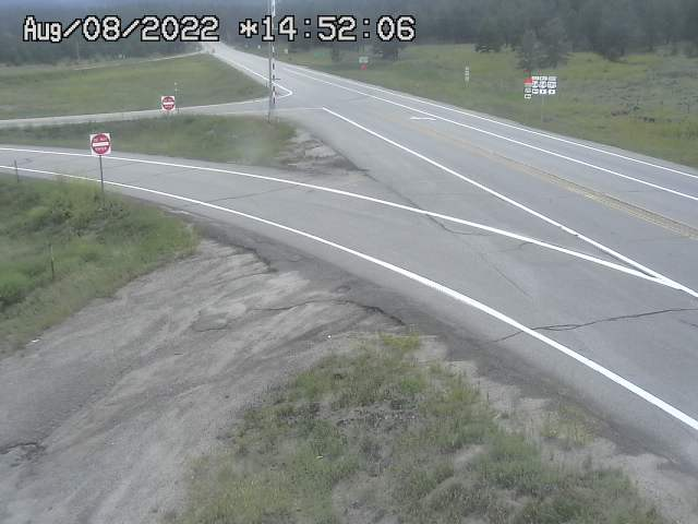 Antero Junction (South) CDOT Weather And Traffic Cameras